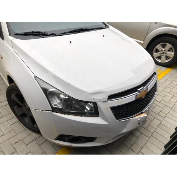 Sucata Gm Cruze Lt 1.8 Ecotec Automático 2011 2012 Peças