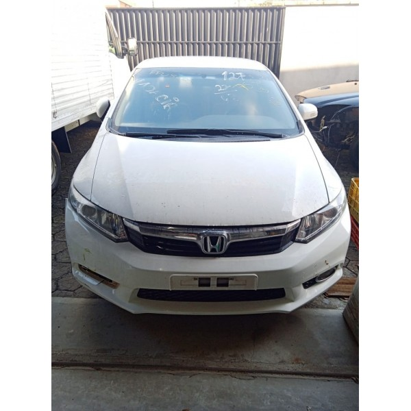 Sucata Honda Civic 2.0 2014